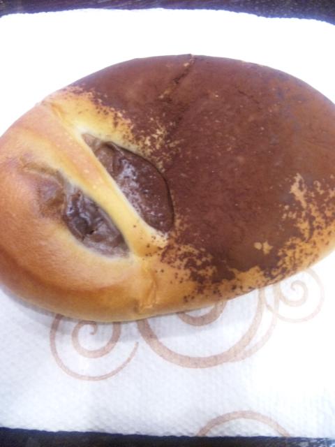 限定チョコレートパン