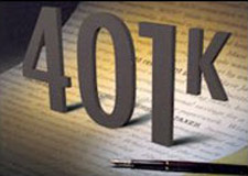 確定拠出年金<401k>の運用