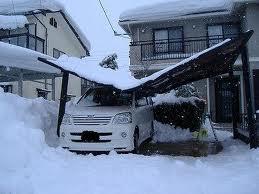 雪害に対しての保険対応について ~火災保険による雪害補償~